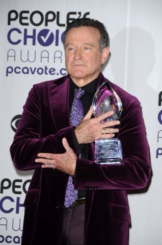 Robin Williams - Los Angeles - 07-01-2009 - Robin Williams torna in rehab per problemi con droga e alcol