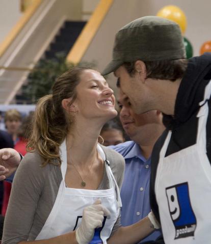 Tom Brady, Gisele Bundchen - New York - 29-12-2008 - Gisele Buendchen e Tom Brady finalmente fidanzati