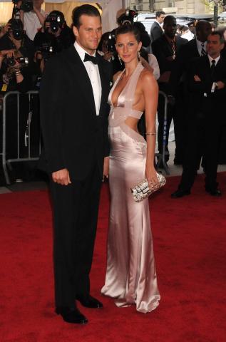 Tom Brady, Gisele Bundchen - New York - 06-05-2008 - Gisele Buendchen e Tom Brady finalmente fidanzati