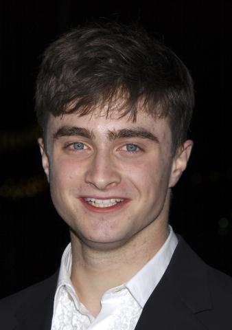 Daniel Radcliffe - West Hollywood - 06-09-2007 - Harry Potter invita le figlie di Obama per un tour privato di Hogwarts