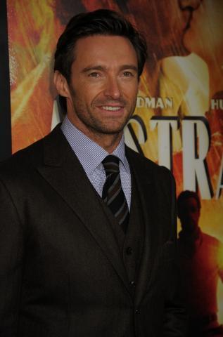 Hugh Jackman - Los Angeles - 28-11-2008 - Nicole Kidman e Hugh Jackman aiutano l'Australia