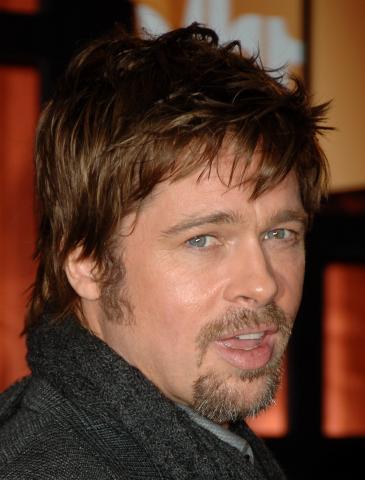 Brad Pitt - Santa Monica - 08-01-2008 - Il Curioso Caso di Benjamin Button e' ispirato a un libro italiano
