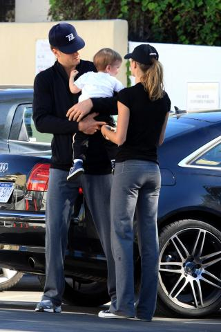 Tom Brady, Gisele Bundchen - Brentwood - 04-02-2009 - Gisele Bundchen e Tom Brady si sono sposati