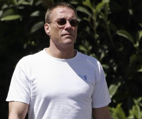Jean-Claude Van Damme - West Hollywood - Van Damme di nuovo sul grande schermo per dimostrare al figlio che suo padre non e' un perdente