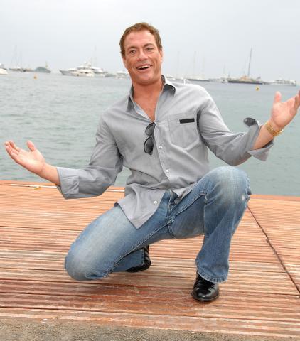 Jean-Claude Van Damme - Cannes - Van Damme di nuovo sul grande schermo per dimostrare al figlio che suo padre non e' un perdente