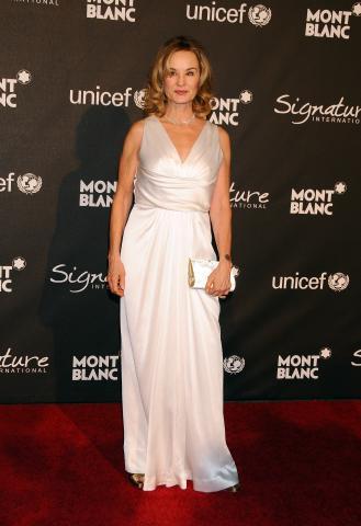 Jessica Lange - Hollywood - 20-02-2009 - Jessica Lange si rompe la clavicola cadendo dalle scale
