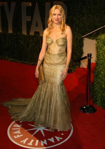 Naomi Watts - West Hollywood - 22-02-2009 - Naomi Watts recitarà in un film sulla CIA