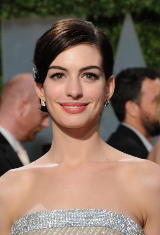 Anne Hathaway - Hollywood - 22-02-2009 - Anne Hathaway dice No alla droga