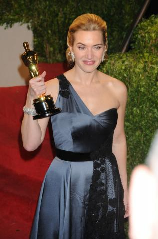 """Kate Winslet - Hollywood - 22-02-2009 - Kate Winslet: """"Ho una carriera piena di ricordi"""""""
