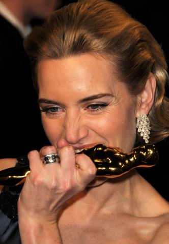 """Kate Winslet - West Hollywood - 22-02-2009 - Kate Winslet: """"Ho una carriera piena di ricordi"""""""