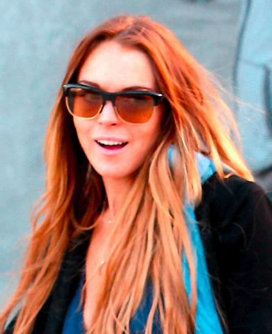 Lindsay Lohan - Beverly Hills - 25-02-2009 - Lindsay Lohan ha duettato con Samantha Ronson