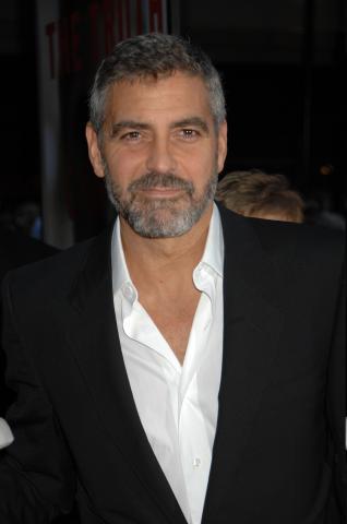 George Clooney - New York - 30-12-2008 - David Beckham ospite di George Clooney sul Lago di Como