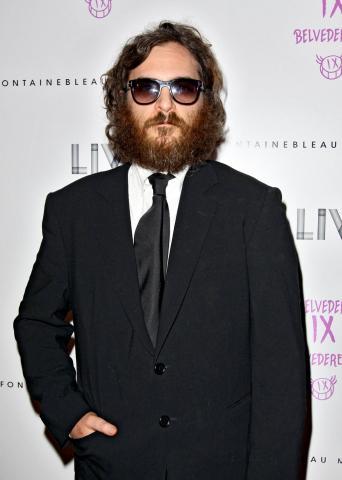 Joaquin Phoenix - Miami - 12-03-2009 - Joaquin Phoenix umiliato da Letterman