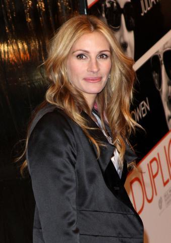 "Julia Roberts - New York - 17-03-2009 - Julia Roberts potrebbe vincere un altro Golden Globe con ""Duplicity"""
