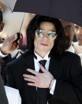 Michael Jackson - Santa Maria - Michael Jackson rinuncia alla reunion per i troppi debiti