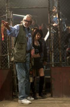 George Romero, Asia Argento - È morto il regista George A. Romero, il padre degli zombie