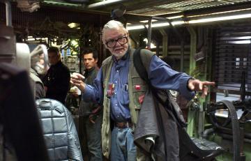 George Romero - È morto il regista George A. Romero, il padre degli zombie
