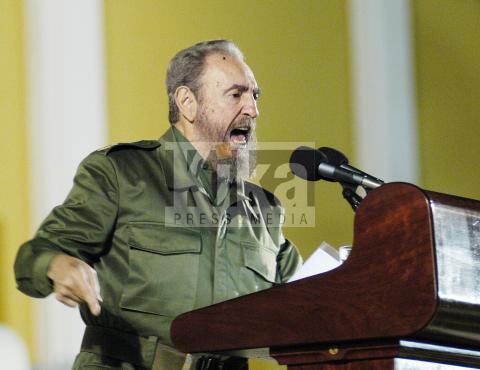 Fidel Castro - Cuba - 31-07-2006 - Jennifer Lawrence sarà Marita Lorenz, l'amante di Fidel Castro