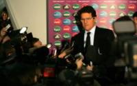 Fabio Capello - Warszawa - 07-02-2010 - Presto potremo rivederlo così: Fabio Capello senza soldi