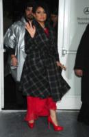 Raven Symone - New York - 11-02-2010 - Basta tinta unita! Colora l'inverno con un cappotto fantasia!