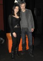 Raffaele Buranelli, Karin Proia - Roma - 25-02-2010 - Presentata la terza stagione di Boris