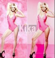 Britney Spears - Los Angeles - 13-04-2010 - Chi sono le star pro e contro Photoshop