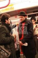 Claudio Santamaria - Milano - 14-04-2010 - Il desiderio metropolitano delle star…come noi