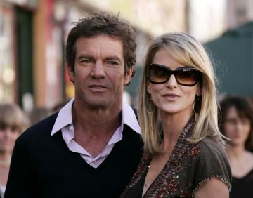 Kimberly Buffington, Dennis Quaid - Hollywood - 16-11-2005 - Ricoverati in ospedale i gemelli appena nati di Dannis Quaid