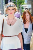 Taylor Swift - Los Angeles - 19-05-2010 - Si scrive street-style chic, si legge… Taylor Swift!