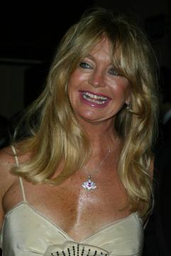 Goldie Hawn - New York - 05-12-2005 - GOLDIE SHAWN, VEDOVA DISTRATTA IN ASHES TO ASHES