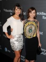 Lea Michele, Christina Ricci - Los Angeles - 11-08-2010 - Christina Ricci ha paura di deludere Broadway