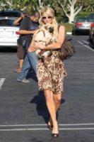 Paris Hilton - Los Angeles - 23-08-2010 - Paris Hilton si difende: pensava che nel pacchetto contenente cocaina ci fossero gomme da masticare