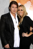 Laetitia Jean, Billy Ray Cyrus - Hollywood - 25-03-2010 - Billy Ray Cyrus chiede il divorzio dalla moglie Tish