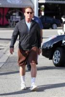 Arnold Schwarzenegger - Los Angeles - 06-11-2010 - David Lynch, Arnold Schwarzenegger e Baz Luhrmann parlano al funerale di DeLaurentiis