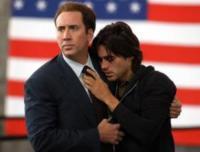 Nicolas Cage, Jared Leto - Los Angeles - 20-03-2006 - Un ladro nudo deruba Nicolas Cage