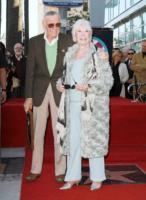 Stan Lee - Los Angeles - 04-01-2011 - Il genio dei fumetti Stan Lee riceve la sua stella nella Walk Of Fame