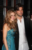 Antonio de la Rua, Shakira - Los Angeles - 11-01-2011 - Shakira torna single dopo 11 anni