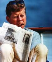 John Fitzgerald Kennedy - Washington - 14-01-2011 - 22.11.63: data e prime immagini della serie tv con James Franco