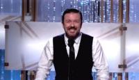 Ricky Gervais - Los Angeles - 16-01-2011 - Ricky Gervais continua la battaglia su Twitter contro gli integralisti cristiani