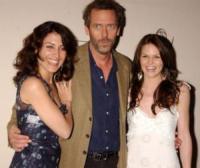 Hugh Laurie, Jennifer Morrison, Lisa Edelstein - North Hollywood - 17-04-2006 - Ladri a casa del Dottor House