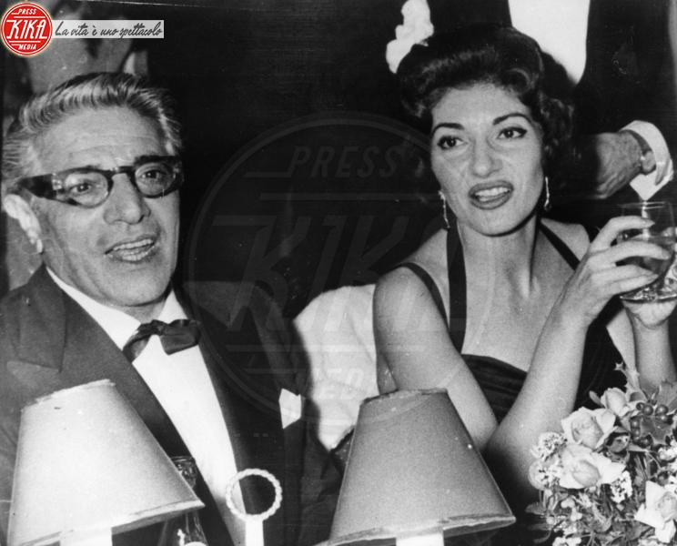 Aristotele Onassis, Maria Callas - Montecarlo - 04-02-2011 - Callas, lo spettacolo che unisce Dario Fo e Paola Cortellesi