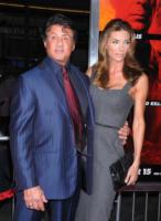 Jennifer Flavin, Sylvester Stallone - Los Angeles - 11-10-2010 - Nuovo film d'azione per Sylvester Stallone