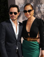 Marc Anthony, Jennifer Lopez - Los Angeles - 11-02-2011 - Jennifer Lopez e Marc Anthony insieme per il loro reality show