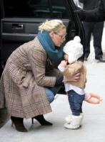 Nancy Leigh Kelley, Katherine Heigl - New York - 12-02-2011 - Katherine Heigl torna in tv per la Hbo
