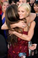 Gwyneth Paltrow, Penelope Cruz - Los Angeles - 27-02-2011 - Penelope Cruz sceglie L'Wren Scott per mettere in mostra il fisico dopo la gravidanza