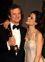 Livia Giuggioli, Colin Firth - West Hollywood - 27-02-2011 - Da Beatrice Borromeo a Dajana Roncione: Italians do it better!
