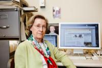 """Sandra Pizzarello - Tempe - 10-03-2011 - Sandra Pizzarello: """"La vita sulla Terra viene dallo Spazio"""""""