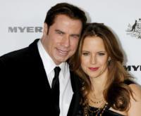 Kelly Preston, John Travolta - Los Angeles - 23-01-2011 - Lindsay Lohan forse con John Travolta nel film sulla famiglia mafiosa Gotti