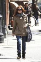 Julianne Moore - New York - 15-04-2011 - Julianne Moore, estro e fantasia sul red carpet