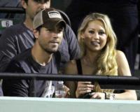 Anna Kournikova, Enrique Iglesias - Miami - 15-04-2011 - Enrique Iglesias e Anna Kournikova ancora genitori!